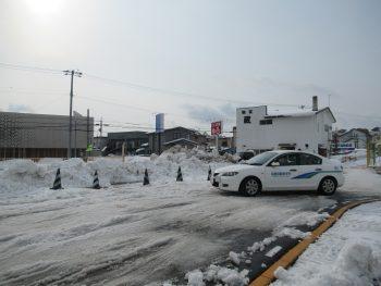 2月11日(月・祝)冬道体験講習会を開催します!